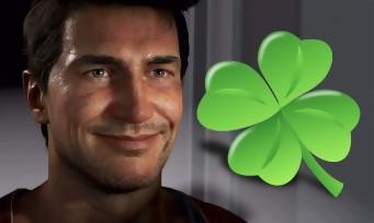 Uncharted : une drôle de révélation sur Nathan Drake, le héros le plus chanceux qui soit !