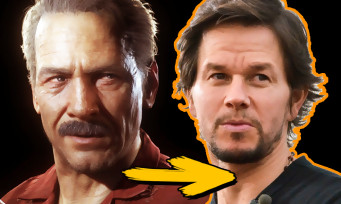 Uncharted : Mark Wahlberg qui incarne Sully dans le film ? Nolan North (Nathan Drake) donne son avis