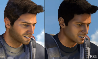 Uncharted Collection : comparatif vidéo PS3 / PS4 d'Uncharted Drake's Fortune