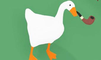 Untitled Goose Game : un trailer toujours aussi barré et une date pour la version PS4
