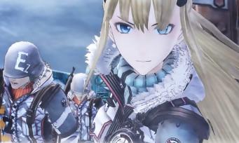 Valkyria Chronicles 4 : une longue vidéo de gameplay focalisée sur les combats