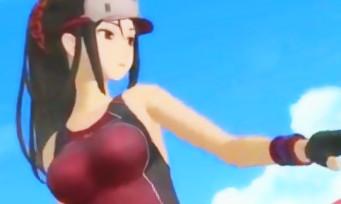 Valkyria Chronicles 4 : un DLC à la plage avec des bikinis se montre en vidéo