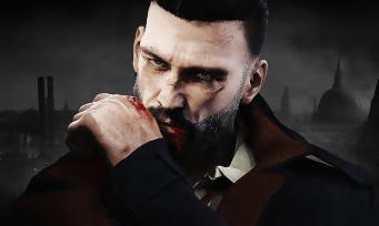 Vampyr : un trailer de lancement bien sanguinolent pour la version Switch