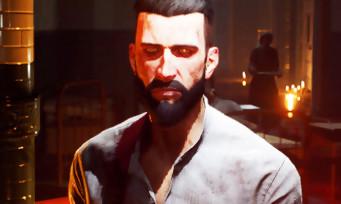 Vampyr : pour son lancement, le jeu fait couler le sang en vidéo