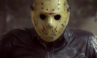 Vendredi 13 : un trailer et des images bien dégueulasses pour la sortie du jeu