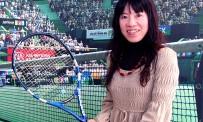 Interview Mie Kumagai (Virtua Tennis 4)