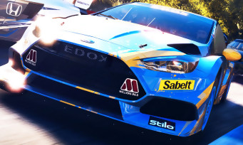 """V-Rally 4 : une vidéo de gameplay consacrée au mode """"Hillclimb"""""""