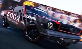 V-Rally 4 : un trailer intense pour le gymkhana, l'épreuve des vrais bonhommes