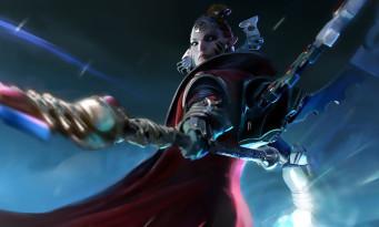 Warhammer 40.000 Dawn of War 3 : Farseer Taldeer prédit la guerre dans un trailer explosif