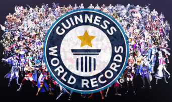 Warriors Orochi 4 : le jeu obtient un joli record du monde certifié par le Guinness World Records !