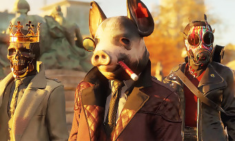 Watch Dogs Legion : trente minutes de gameplay en plein Londres