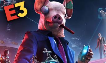 Watch Dogs Legion : le jeu présenté sous toutes ses coutures à l'E3 2019, on peut incarner n'importe qui
