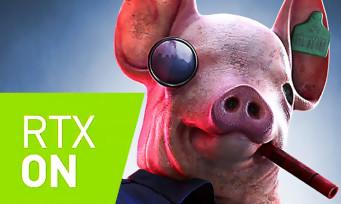 Watch Dogs Legion : un superbe trailer avec le nvidia RTX activé !