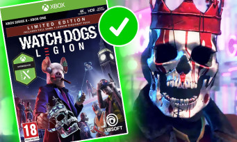 Watch Dogs Legion : la version Xbox Series X se dévoile en trailer, c'est alléchant