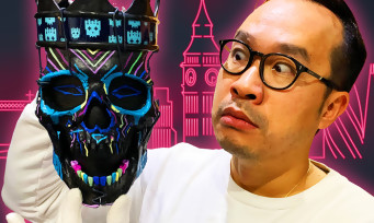 Watch Dogs Legion : notre unboxing en 4K du collector avec le masque-couronne DedSec