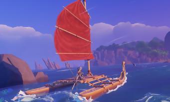 Windbound : survivre sur une île inconnue, voilà le nouveau jeu de Deep Silver