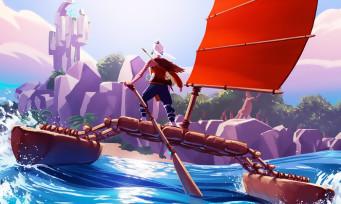 Windbound : 20 min de gameplay enchanteresses pour ce Zelda-like ambitieux