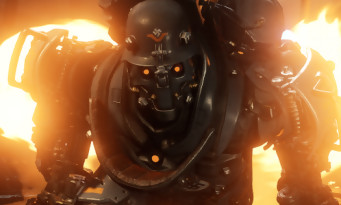 Wolfenstein 2 The New Colossus : 55 minutes de pur gameplay sans interruption