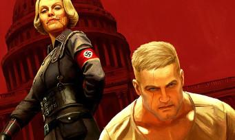 Wolfenstein 2 : le jeu est enfin dispo sur Switch, un trailer de lancement sanguinolent