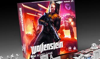 Wolfenstein : le jeu de plateau financé haut la main sur Kickstarter, ça, c'est fait