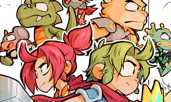 Wonder Boy The Dragon's Trap : une version physique arrive, voici la date de sortie