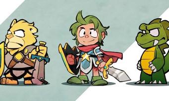 Wonder Boy The Dragon's Trap : c'est sur Switch que le jeu s'est le mieux vendu !