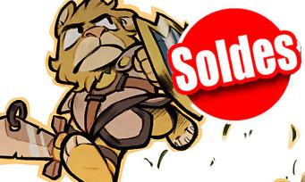 Wonder Boy The Dragon's Trap : le jeu à prix réduit sur consoles et PC