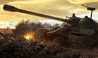 World of Tanks Xbox 360 Edition : la sortie du jeu célébrée en vidéo