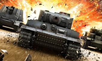 World of Tanks : après les consoles Microsoft, le free-to-play colonise la PS4