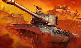 World of Tanks : lui aussi a été amélioré en 4K pour la Xbox One X, le trailer