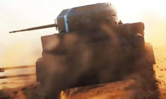World of Tanks : la mise à jour Mercenaries met le feu aux poudres, un trailer explosif