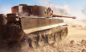 World of Tanks : des versions PS5 et Xbox Series X/S annoncées, les nouveautés