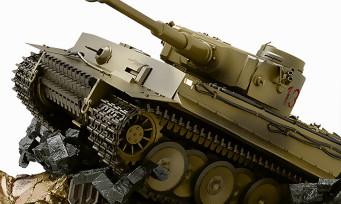 World of Tanks : le jeu aura droit à un collector avec une figurine signée Tsume Art