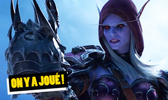 World of Warcraft Shadowlands : on y a joué, l'extension la plus ambitieuse ? Nos impressions