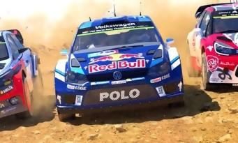 WRC 6 : découvrez le mode deux joueurs en écran splitté en vidéo
