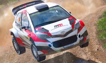 WRC 6 : la Toyota Yaris WRC en bonus de précommande