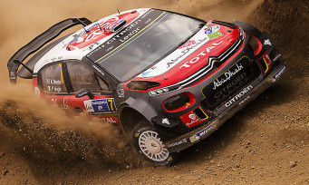 WRC 7 : trois vidéos de gameplay avec Stephane Lefebvre