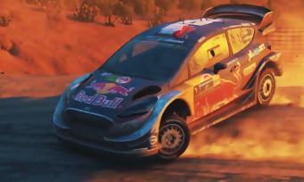 WRC 7 : la Ford Fiesta de Sébastien Ogier à l'honneur dans cette vidéo