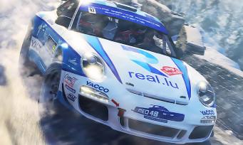WRC 7 : la Porsche 911 GT3 RS RGT en bonus de précommande, voici son trailer
