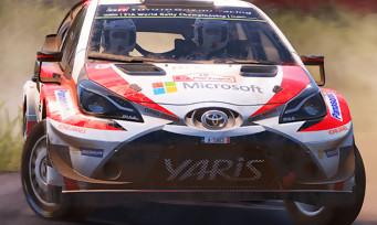 WRC 7 : Toyota célèbre son retour dans la compétition en vidéo