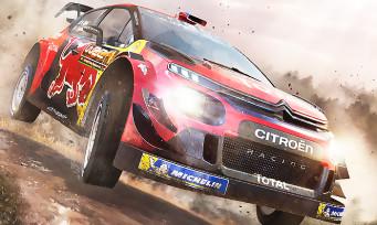 WRC 8 : un trailer rempli de citations de presse pour la sortie du jeu sur Switch