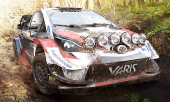 WRC 9 : un trailer à fond sur les spéciales du Japon