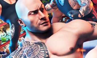 WWE 2K Battleground : trailer, infos et date de sortie, le jeu de catch délirant se présente