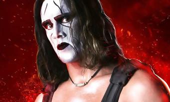 WWE 2K15 : le lancement aux Etats-Unis avec Sting et Hulk Hogan