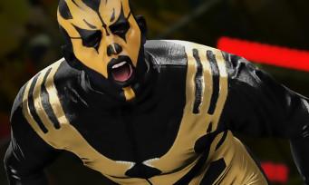 WWE 2K15 : une grosse dose de DLC à mettre sous le sapin