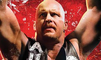 WWE 2K16 : c&#39;est <b>Stone Cold</b> Steve Austin qui sera sur la jaquette du jeu - wwe-2k16-559aa7fe0d615