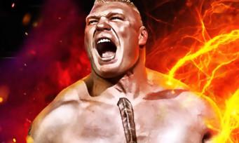 WWE 2K17 : un trailer de lancement plein de testostérone