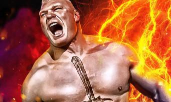 Test WWE 2K17 sur PS4 et Xbox One