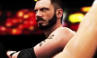 WWE 2K17 : un trailer pour découvrir les nouvelles Superstars de la NXT et de la WWE en bonus