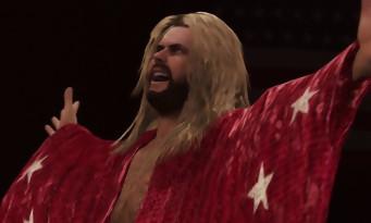 WWE 2K17 : le pack Hall of Fame Showcase est disponible, tous les détails en vidéo